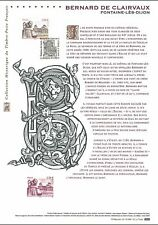 Document officiel 2013 - Bernard de Clairvaux - Fontaine-lès-Dijon