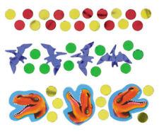 Coriandoli metallici marca Amscan per feste e party compleanno bambino