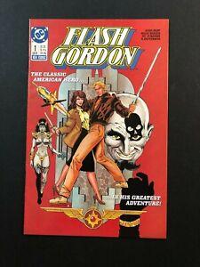 DC Comics   Flash Gordon #1   1988   Sci-Fi Fantasy