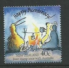 NEW ZEALAND SG1474 1988 AUSTRALIAN SETTLEMENTS MNH