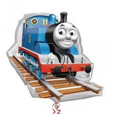 "Thomas the Tank Engine Birthday Party Decoration 29"" Supershape Foil Balloon"
