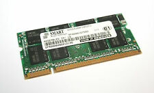 1GB DDR1 Laptop RAM SMART PC3200 400MHz CL3 SODIMM 200pin SG564288FD8NZF0