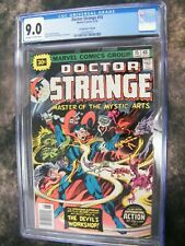 Doctor Strange #15 30 cent price variant CGC 9.0