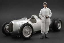 Tazio Nuvolari Figur für 1:18 CMC Alfa Romeo 8C 2300 2600  RAR !