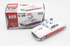 Takara Tomy Tomica Disney CARS 2 C-39 Rescue Go! Go! Doc Hudson Diecast Toy Car