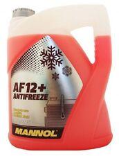Kühlerfrostschutz ROT ROSA AF12+ Mannol Antifreeze -40°C. Longlife Kühler 5 Lit.