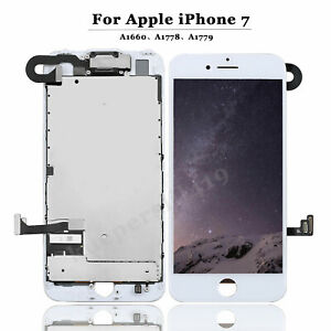 For iPhone 7 LCD 3D Touch Screen Replacement Digitizer Display Camera Assembly