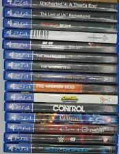 PS4 multi annonce Jeux-créer votre propre Bundle