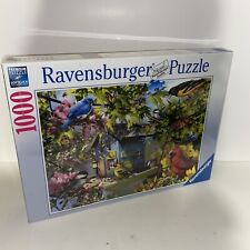 Ravensburger Puzzle Time For Lunch 1000 Piece Jigsaw Puzzle 27x20 156115 SEALED