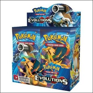 324pcs Pokemon Card Set Booster Box TCG:XY 36 Packs English Version UK Charizard