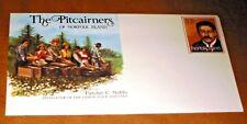 NORFOLK ISLAND pré enveloppe affranchie numéro 017-Pitcairns Fletcher C Nobbs (120)