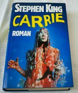 Stephen King - Carrie - gebundene Ausgabe Bertelsmann | neuwertig