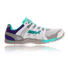 Calzado de mujer Zapatillas fitness/running planos de color principal blanco