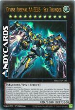 DIVINE ARSENAL AA-ZEUS - SKY THUNDER • Ultra R • MP21 EN195 • 1Ed • Yugioh!