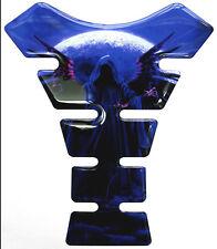 Grim Reaper Blue Moon 3D Gel Resin Tank Pad K1+