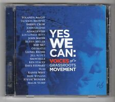 (GZ98) Various Artists, Yes We Can: Voices Of A Grassroots Movement - 2008 CD