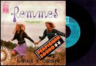 "NATHALIE ET CHRISTINE - Femmes (Parts I & II) - SPAIN SG 7"" Emi / Pathe 1975"