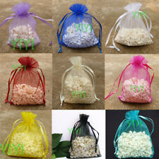 XXXL EXTRA LARGE ORGANZA GIFT BAG WEDDING FAVOUR PACKING GIFT BAGS Appro 29x39cm