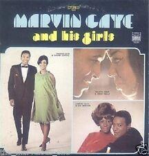 """MARVIN GAYE & HIS GIRLS~ """"TOGETHER""""~ORIGINAL TAMLA ST-293 """"VG+""""~LP!!!"""