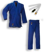 "BJJ Starter Gi ""Fortaleza"" + BJJ Gürtel blau. Brazilian Jiu Jitsu. Hier Gr. A2"