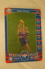 WESTERN BULLDOGS - Footy Flix Card - Adam Cooney.