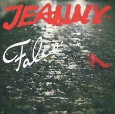 "FALCO ""Jeanny"" (Vinyle 45t / SP) 1985"