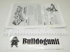 2004 Buckaroo Game Replacement Instruction Rules Manual Only