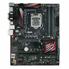 ASUS H170 PRO GAMING LGA 1151 Intel H170 HDMI USB 3.1 ATX Intel Motherboard