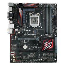 ASUS H170 PRO GAMING LGA 1151 Intel H170 HDMI USB 3.1 ATX Intel Motherboard