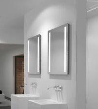 Moderne Badezimmer Spiegel Aus Silber Mit Led Beleuchtung