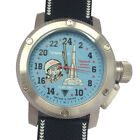 Soviet  Space Mens Watch First Space Flight  Automatic Water Resistant Watch