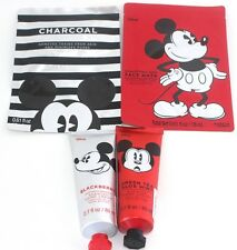 Disney Mickey Mouse Blackberry Green Tea Shea Butter Hand Cream Face Mask New