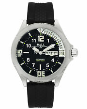 BALL ENGINEER MASTER II DIVER AUTOMATIC MEN'S WATCH DM3020A-PAJ-BK, MSRP: $2,399