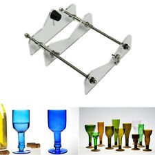 Diy Glass Wine Bottle Cutter Cutting Machine Jar Kit Craft Machine Recycle Tgx