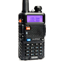 Baofeng UV-5R 5W 144/430MHz Walkie Talkie FM VHF UHF PMR446 Ham Two-Way Radios
