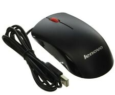 Lot of 44 Genuine New Lenovo Mice USB Wired Optical Mouse ThinkCentre ThinkPad
