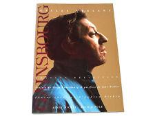 Gilles Verlant SERGE GAINSBOURG Biographie Edition 1992 (VG)