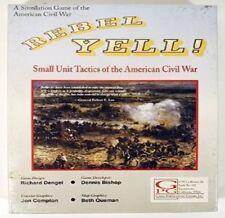 REBEL YELL! SMALL UNIT TACTICS OF THE AMERICAN CIVIL WAR - GPG INC - NEW