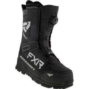 FXR Racing F20 Backshift Boa Men's Snowmobile Boots