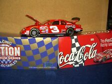 1/18 Action 1998 nascar #3 Earnhardt Sr. Coca- Cola