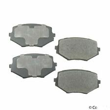 Mazda MiataSpeed Turbo 04-05 /& Miata Mx5 01-05 Rear Semi Metallic Rear Pads