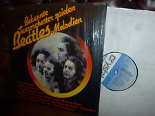 """VA, Tanzorchester spielen Beatles Melodien, Crystal 028 CRY 32059  LP, 12"""""""