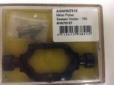 NEW ALIGN T-REX 700 Metal Flybar Seesaw Holder/Black HN7013T