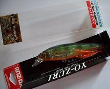Leurre Pêche Yo-zuri Sashimi Minnow FW 9cm 10 5g nage 0 8m couleur Csbg
