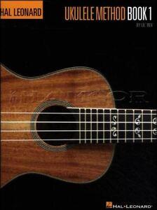 Hal Leonard Ukulele Method Book 1 Learn How to Play Beginner Method Music Book