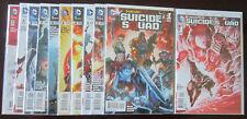 New Suicide Squad (2014-15) Annual, SET:#1-10, VF