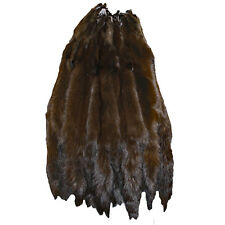 Glacier Wear Premium Label Russian Sable Pine Marten Fur Pelt Mahogany sbl1005