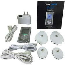 TENS T1000 Digital Back Pain Relief System Unit For Muscle & Joint Aches(OTC) NE