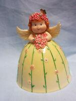 "FIGURINE Angel CloudWorks Collectible Figurine SWEET DREAMS BLOOSOM 4 3/4"" Tall"