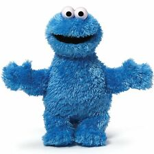 Sesame Street - Talking Cookie Monster Plush Toy